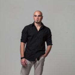 Davide Morelli - Figura Intera