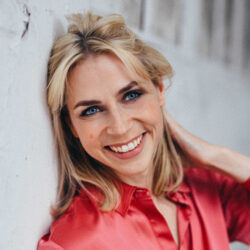 Stefanie Breuer Portrait Wall Smile
