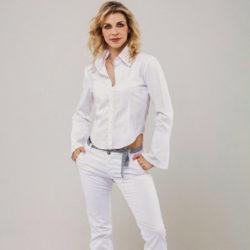 Stefanie Breuer 2 FI total white col
